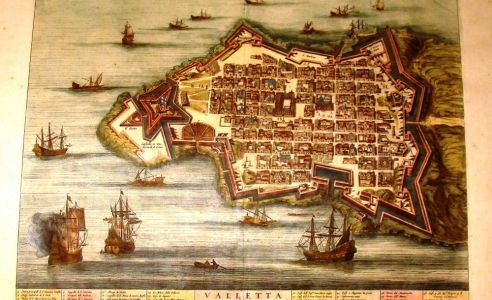 Valletta: a city built on a dilemma