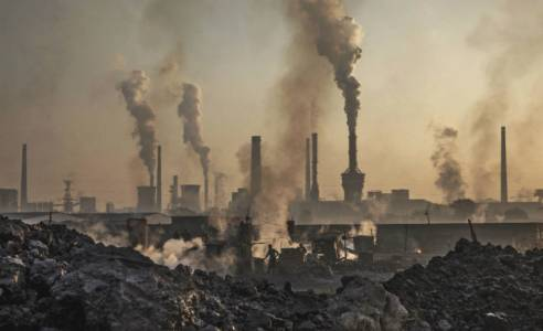Global CO2 emissions rise for the first time in four years