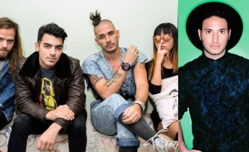 DNCE, Jonas Blue added to MTV line-up