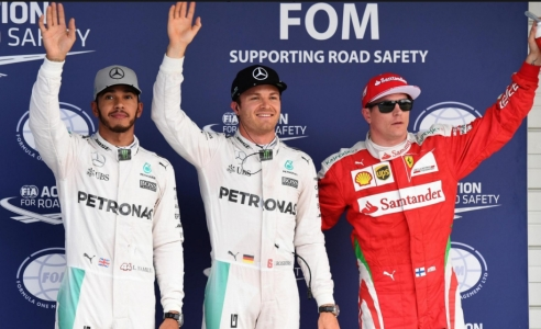 Qualifying - Rosberg edges Hamilton in Suzuka thriller