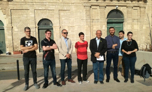 Greens strike out at Malta's 'unjust' taxation system