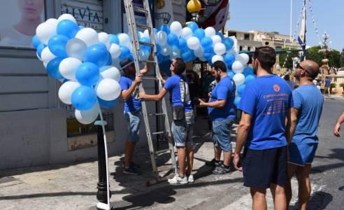 [WATCH] Malta celebrates Santa Marija feast, marking 75 years since arrival of convoy