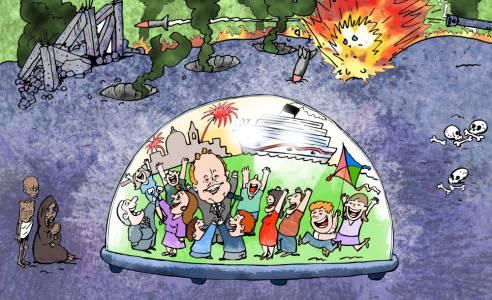 MaltaToday Cartoon: 29 November 2017