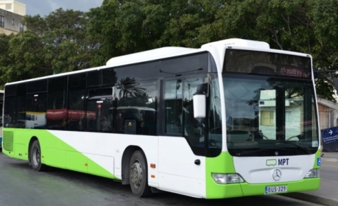 Incompetence in Malta's public transport system