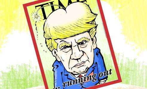 Cartoon: 11 December 2016