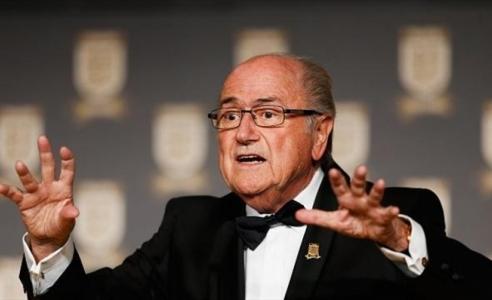 Fifa lodges criminal complaint over World Cup hosting