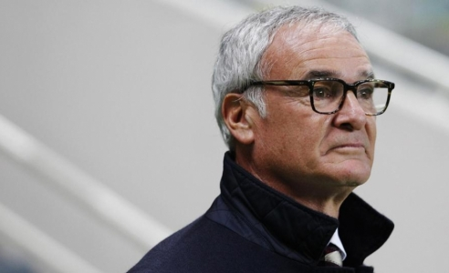 Greece name Ranieri as new coach