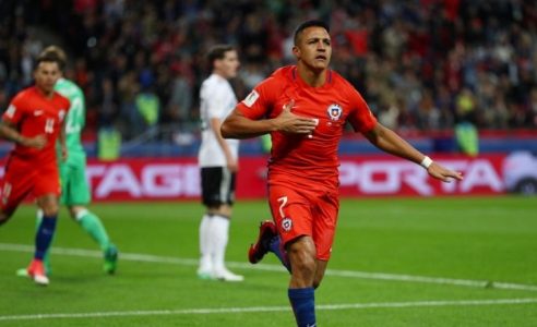 Confederations Cup | Germany 1 – Chile 1