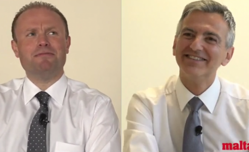 [WATCH] 10 things we have learnt from our double interview with Joseph Muscat and Simon Busuttil