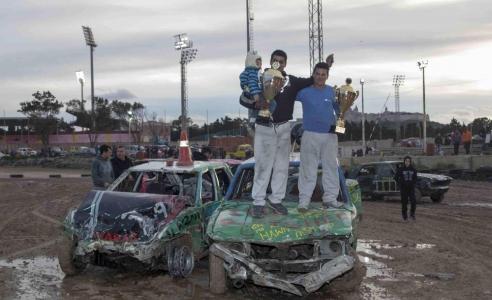Leo Butler wins the ASMK Demolition for l-iStrina