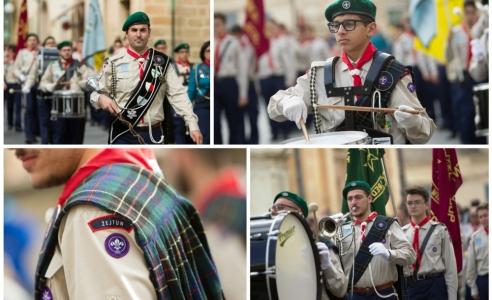 Banif Bank makes modest donation to Żejtun Scouts