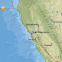 6.5-magnitude earthquake reported off coast of California