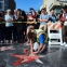 US Police arrest man who defaced Donald Trump's Hollywood star