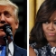 Trump lashes out at First Lady Michelle Obama