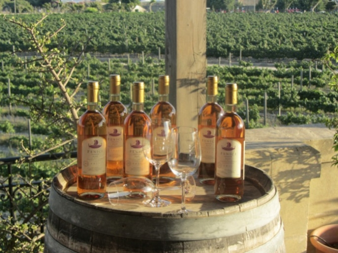 Meridiana Wine Estate has launched the new Fenici Rose