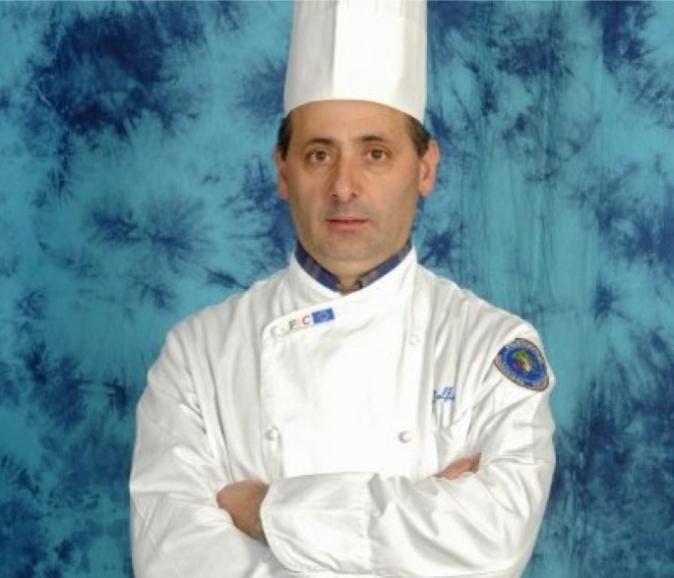 Slow food chef Delfino Maruca is to showcase his food at Ristorante Capotavola between 5 and 7 October