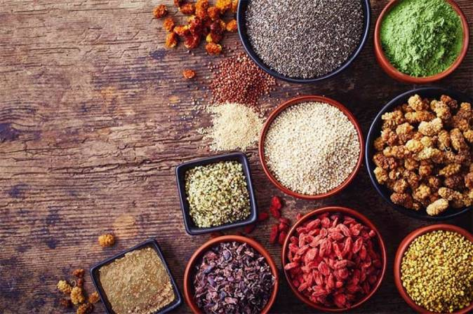 Superfoods are set to take centre stage in 2018