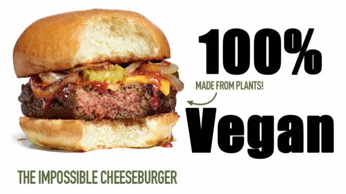 More and more effort is being put into completely plant-based meals that are actually tasty