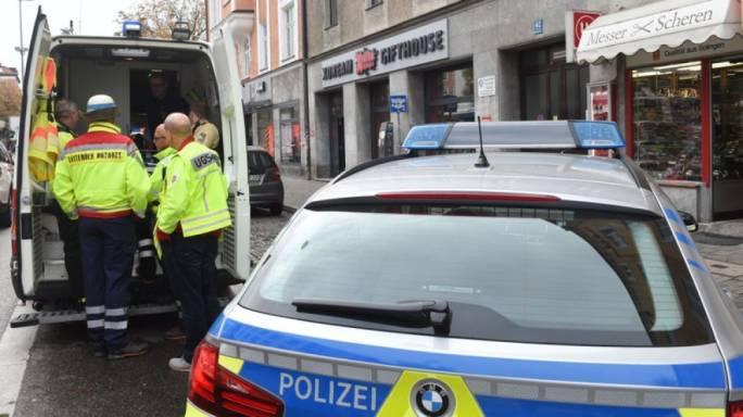 Five injured in knife attack in Munich