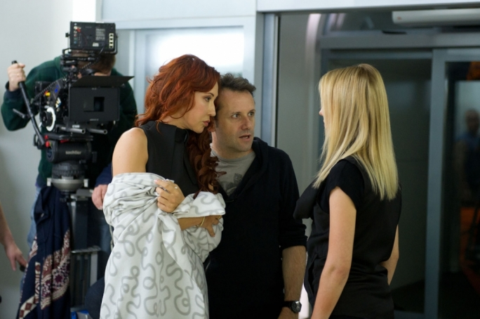 """Critically acclaimed and award winning Bulgarian Director Javor Gardev has just completed the Malta shoot on the Russian feature film """"Icaria"""""""