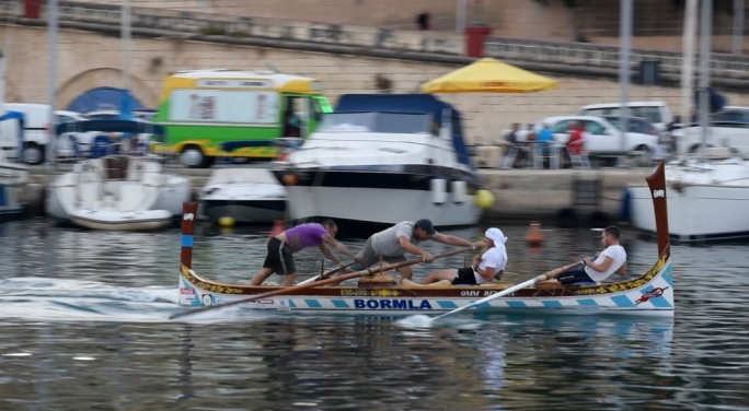 The newly-formed University of Malta Rowing Club is currently awaiting delivery of two eight-man sculls