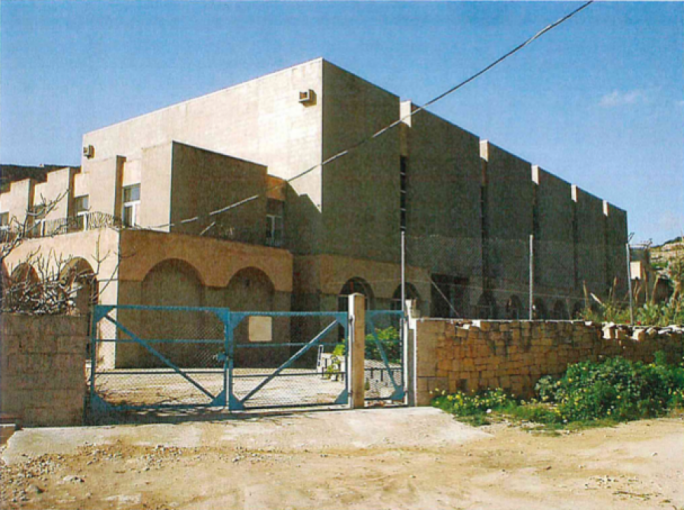 The old desalination plant at Ħondoq ir-Rummien will house a reverse osmosis