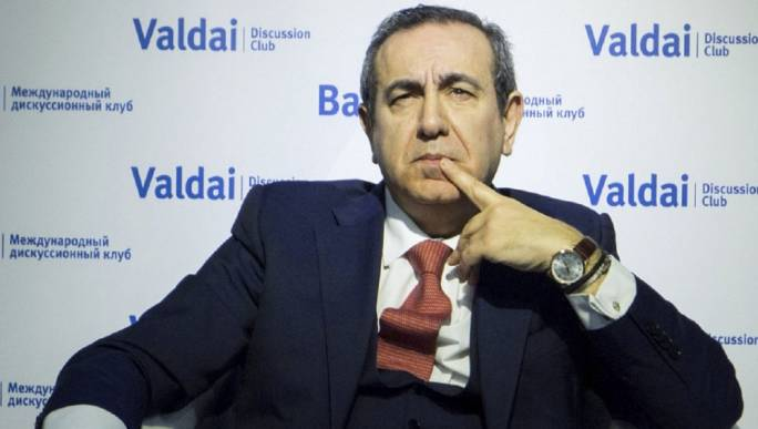 Joseph Mifsud (Photo: Washington Examiner)