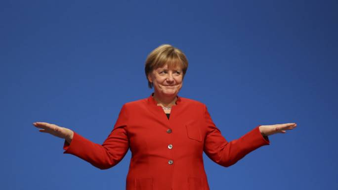 Chancellor Angela Merkel has won her fourth term in power