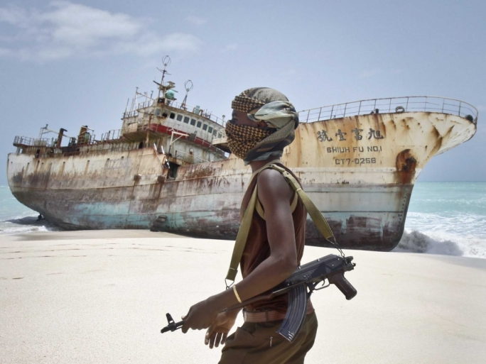 GoAGT provided armed security against Somali pirates