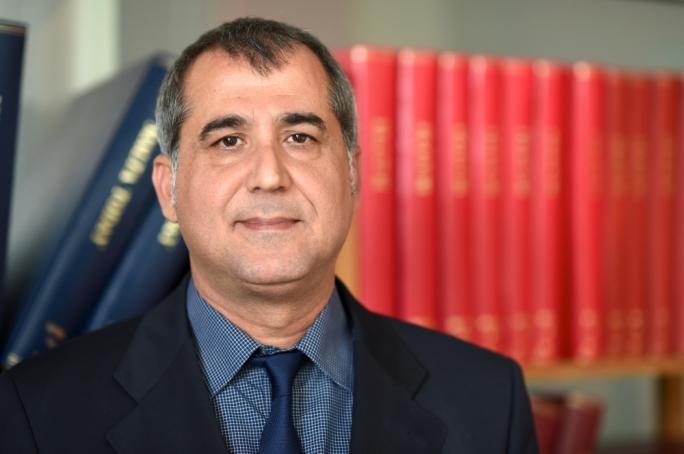 International relations expert Arsalan Alshinawi. Photo: Ray Attard