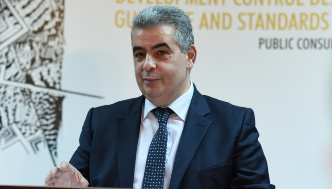 Michael Falzon: We cannot increase the size of the country in any significant way, not even through land reclamation