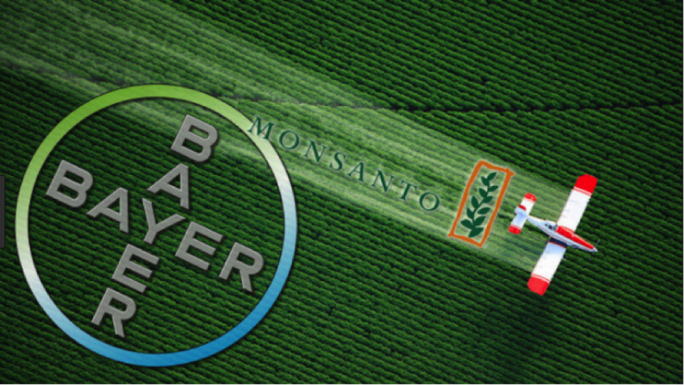 In 2016, Monsanto accepted the German drug maker's $66 billion takeover bid and the deal was approved by the European Commission and Russia earlier this year