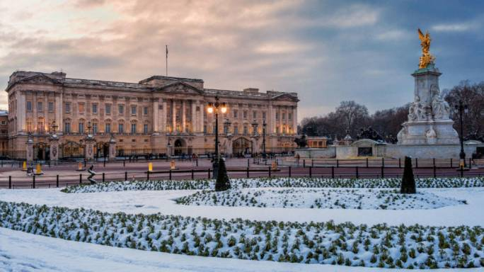 Coldest weather for at least five years says Met Office