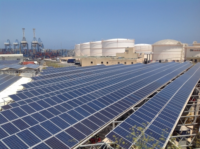 Solar farms set to cater for half of Malta's 2020 renewable energy targets