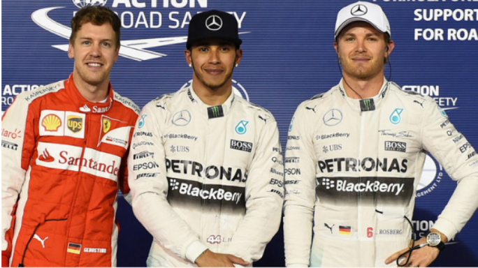 Lewis Hamilton wins another pole