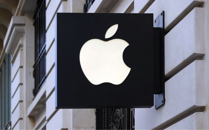 Apple Inc. shares jumped 4 percent in extended trading