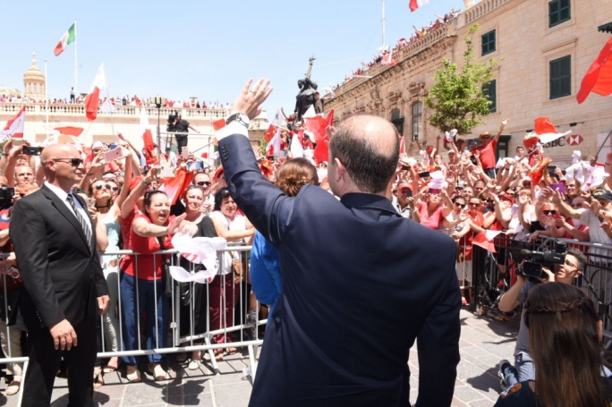 It is clear that those who felt disenfranchised during the economic downturn, but had now started benefiting from Muscat's economic policies, were less interested in the affairs of Mizzi's and Schembri's offshore misadventure than the media