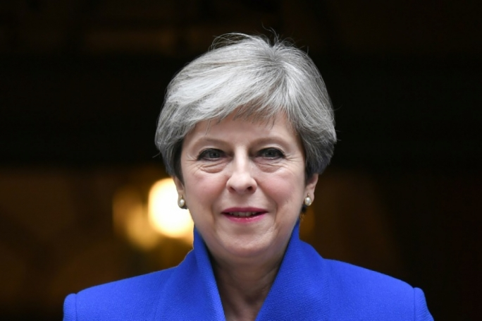 UK Prime Minister Theresa May will address the other 27 leaders and describe