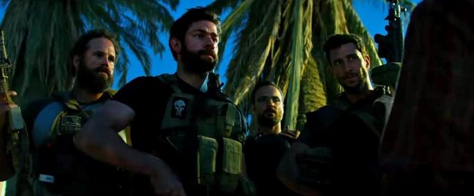 The Office and Arrested Development star John Krasinski headlines the cast of 13 Hours