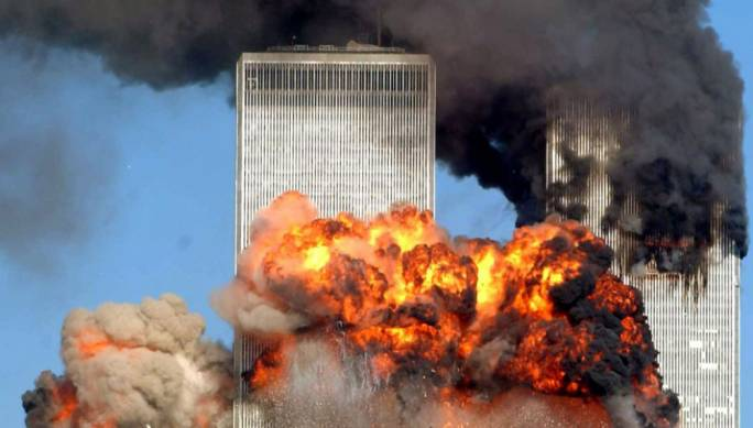 The 2001 terrorist attack on the World Trade Centre in New York. Terrorism remains the top global concern for the Maltese