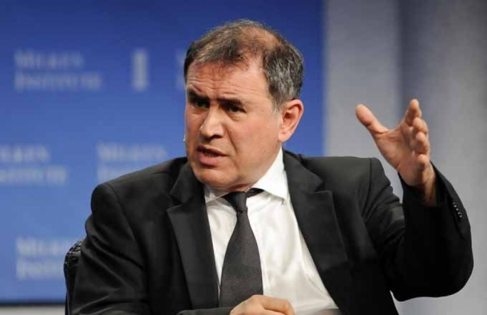 "Nouriel Roubini: ""Whenever 'blockchain' has been piloted it was turned into a private permissioned database that is nothing more than an Excel spreadsheet or a database with a misleading name"""