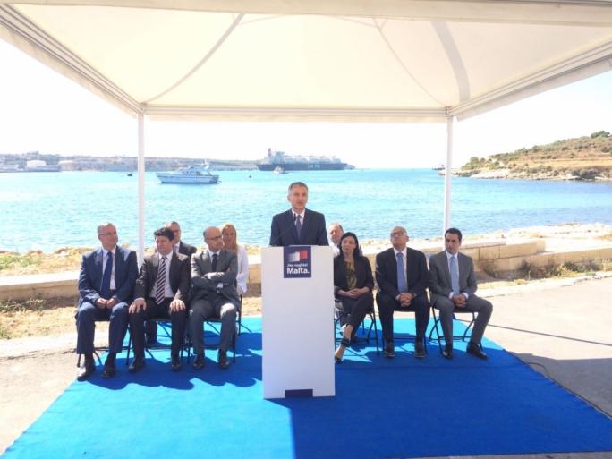 PN leader Simon Busuttil (Photo: Miriam Dalli/MediaToday)