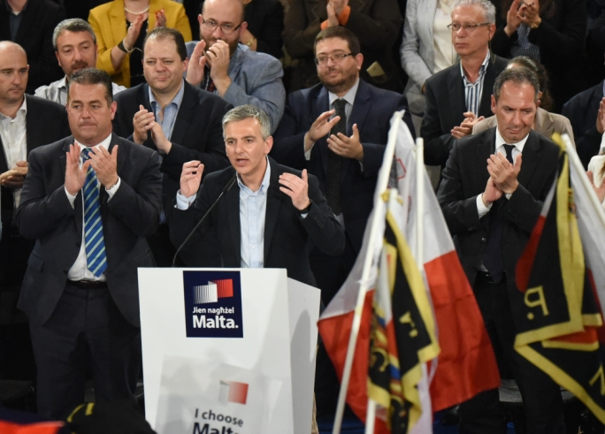 Simon Busuttil is contesting the 12th district, where the PN saw big losses in 2013