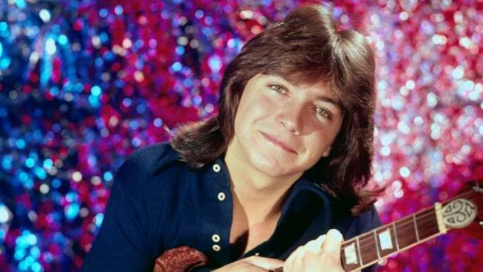 David Cassidy in the 70s