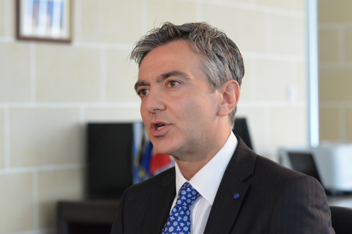 Simon Busuttil said that the reason for the NAO's autonomy was the fact that it was safeguarded constitutionally (File photo)