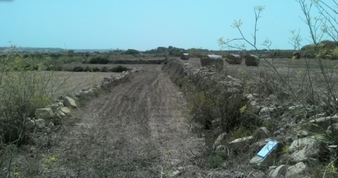 Wied il-Mans in Kercem, site for another proposed fireworks factory
