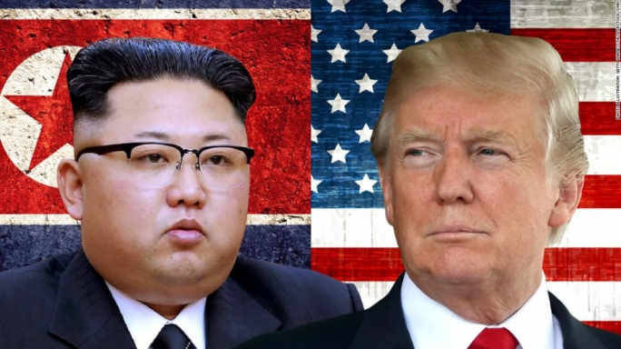 North Korean leader Kim Jong-Un has landed in Singapore for a historic summit meeting with US President Donald Trump (Source: CNN)