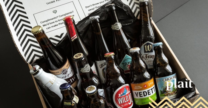 Choose from a crate of 6, 12 or 24 bottles