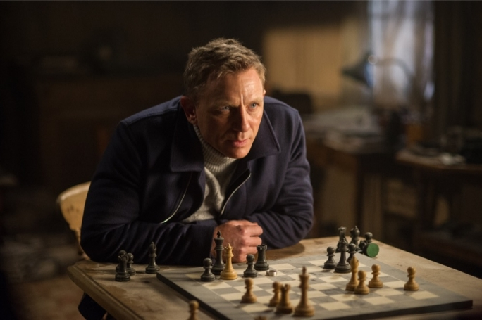 Chasing ghosts: Daniel Craig takes James Bond to the past once again... and for the last time?