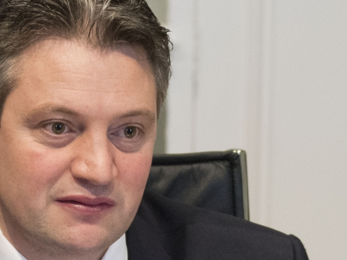Konrad Mizzi is interviewed in MaltaToday on Sunday. Photo: James Galea